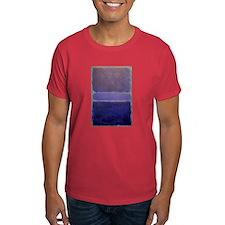 Shades of Purples rothko copy_ T-Shirt