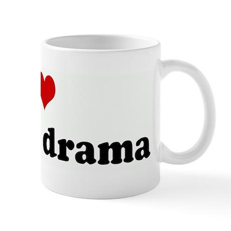 I Love korean drama Mug