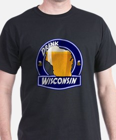 Drink Wisconsin T-Shirt