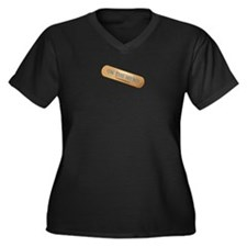 on the mend Plus Size T-Shirt