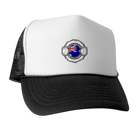 Australian Hand Core Baseball Trucker Hat