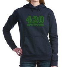 420 OUTFITTERS Hooded Sweatshirt