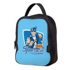 Sportacus Neoprene Lunch Bag
