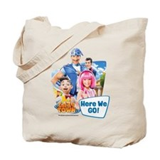 Here We Go Tote Bag