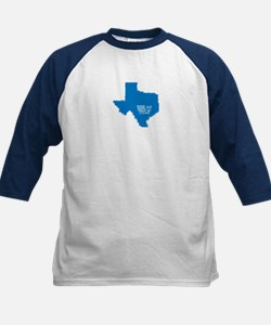 Born and Bred in Texas Baseball Jersey