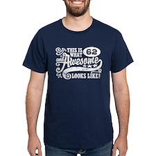 62nd Birthday T-Shirt