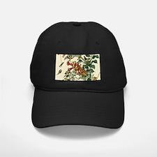 Audubon Ruby Throated Hummingbirds Baseball Hat