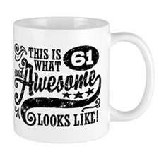 61st Birthday Mug