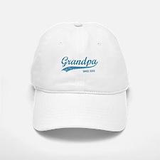 Personalize Grandpa Since Cap