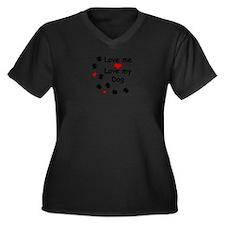 love_me_my Plus Size T-Shirt