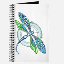 Decorative Dragonfly Journal