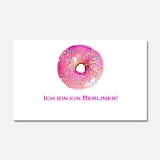 donut.png Car Magnet 20 x 12