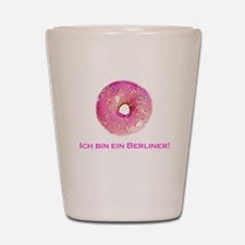 donut.png Shot Glass