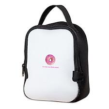 donut.png Neoprene Lunch Bag
