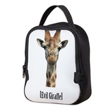 giraffe-pic.png Neoprene Lunch Bag
