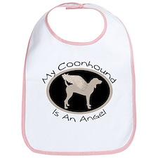 Coonhound is an Angel Bib