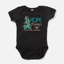 Scleroderma HopeMatters3 Baby Bodysuit