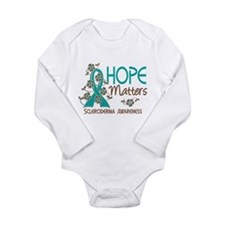 Scleroderma HopeMatter Long Sleeve Infant Bodysuit