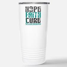 Scleroderma HopeFaithCu Travel Mug