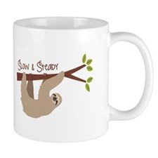 Slow Steady Mugs