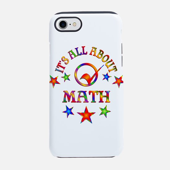 All About Math iPhone 7 Tough Case