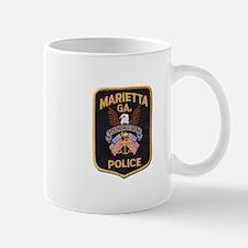 Marietta Police Mugs
