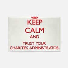 Keep Calm and trust your Charities Administrator M