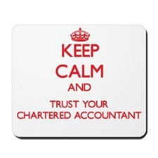 Keep Calm and trust your Chartered Accountant Mous