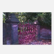 Strawberry Fields Gates Postcards (Package of 8)