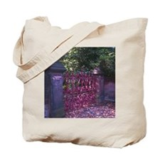 Strawberry Fields Gates Tote Bag