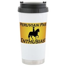 Cute Peruvian paso Travel Mug