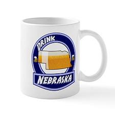 Drink Nebraska Mug