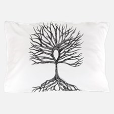 Ankh Tree of LIfe Pillow Case