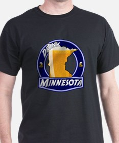 Drink Minnesota T-Shirt