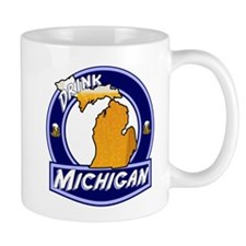 Drink Michigan Mug