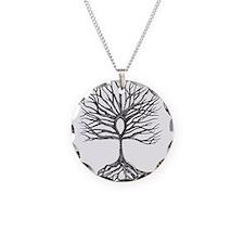 Ankh Tree of LIfe Necklace