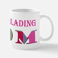 roller blading Mugs