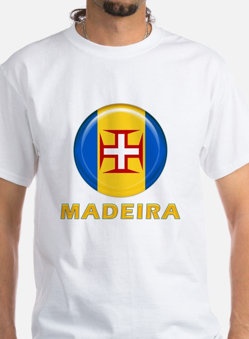 Madeira islands flag Shirt