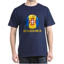 Madeira islands flag T-Shirt