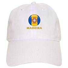 Madeira islands flag Baseball Cap