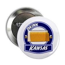 "Drink Kansas 2.25"" Button"