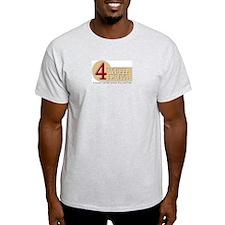 4wheeldrive_largewThereBack T-Shirt