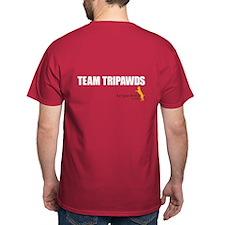 #tripawds Social Hashtag T-Shirt