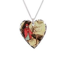Little Red Riding Hood and th Necklace