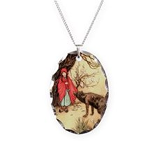 Little Red Riding Hood and the Necklace