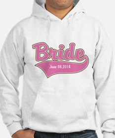 Bride Personalized Jumper Hoody
