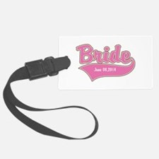 Bride Personalized Luggage Tag