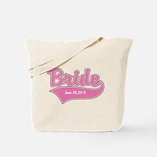 Bride Personalized Tote Bag