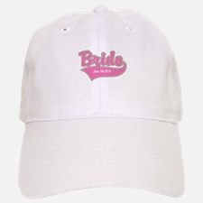 Bride Personalized Baseball Baseball Cap