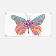 Butterfly Blogger Original Art Banner